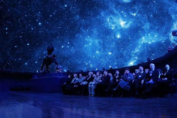 Московский планетарий – удивительный мир космоса